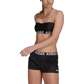 adidas SH3.RO Bandeau Bikini Top Women, black/white